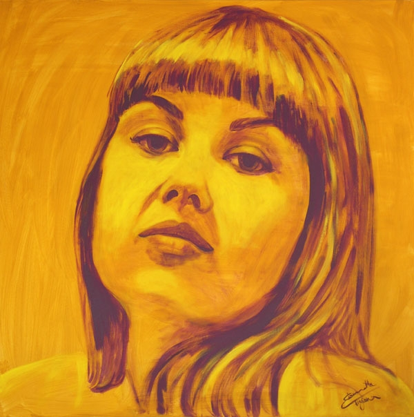 Tiziana, veinte anos, portrait - tizianagiammetta | ello