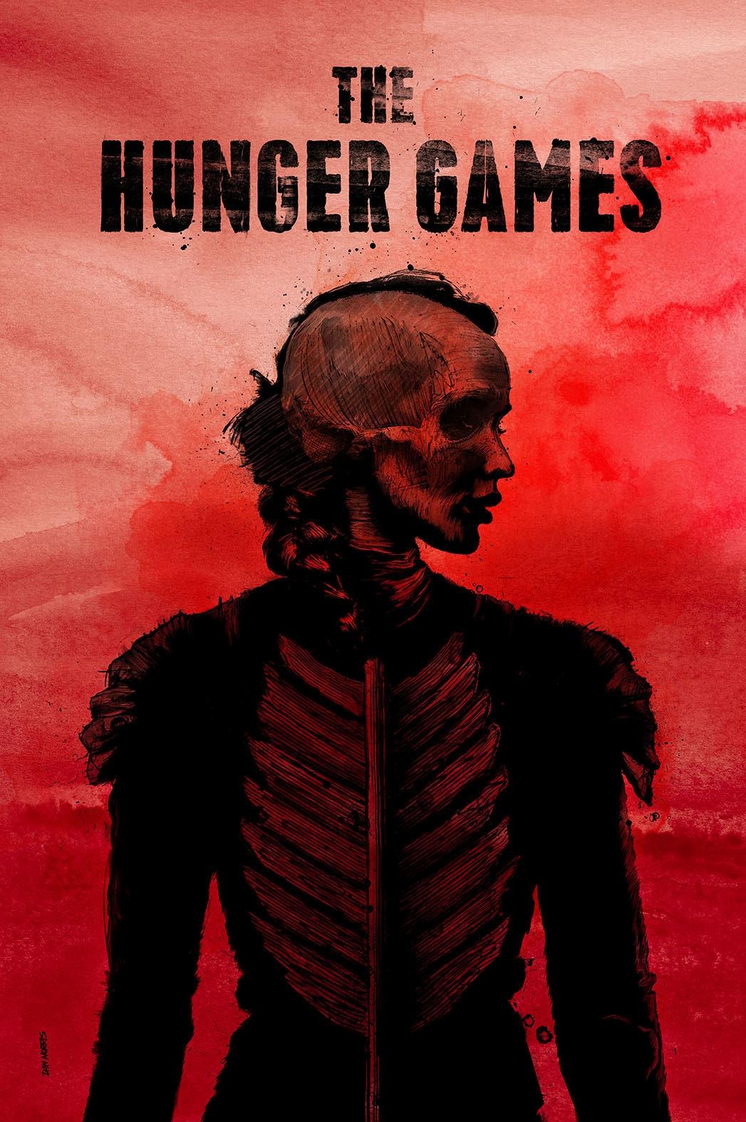 Hunger Games - TheHungerGames - danknorris | ello