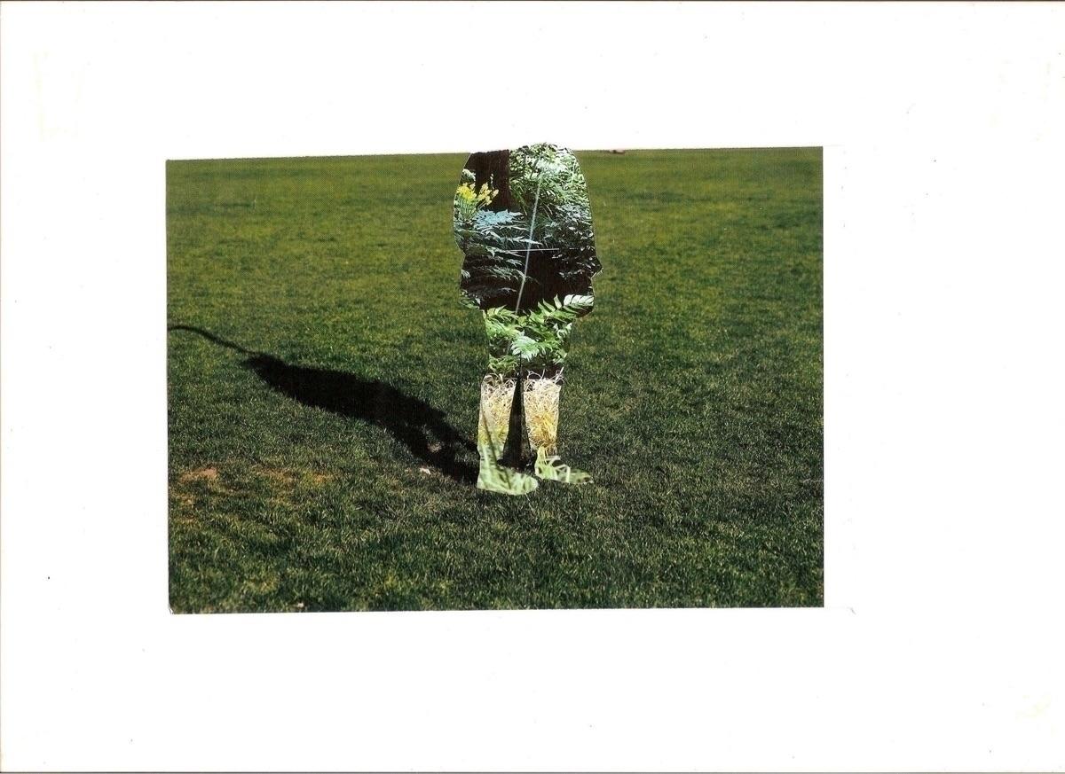 green day - collage, handcut - ninacfraser | ello