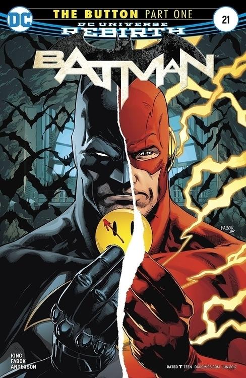 Rack Kin reviews latest comics - comicbuzz | ello