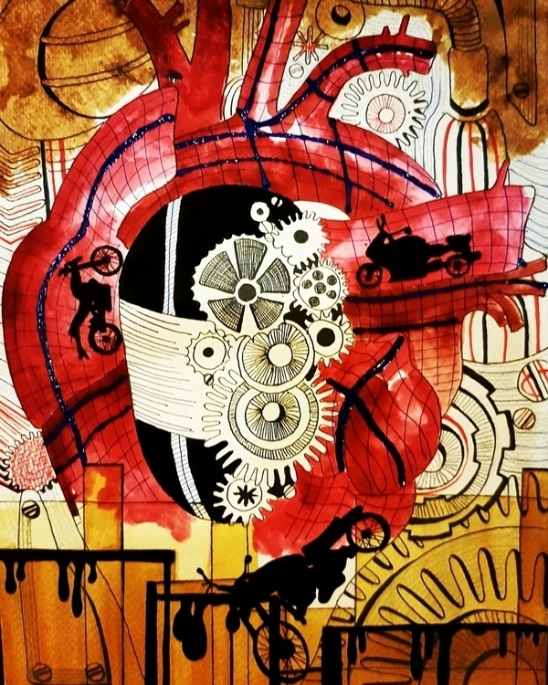 MAN MACHINE MOBILITY series Ney - umez   ello