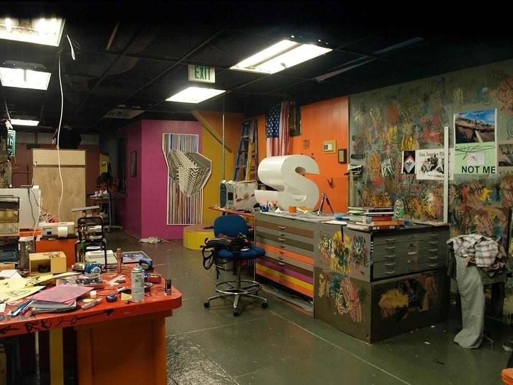 studio view - frank__pantera | ello