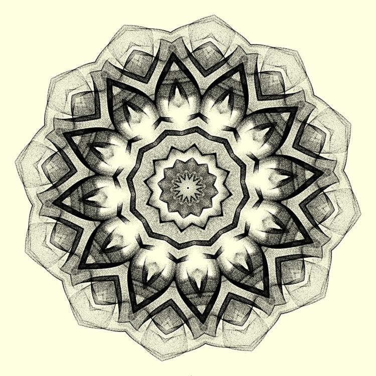 decorates - fractal, digital, abstract - alexmclaren | ello