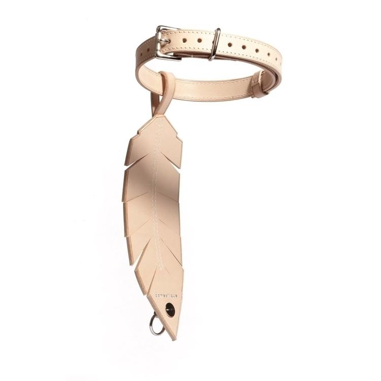 Necklace Rouge-Gorge • Piaf Ser - domestiqueparis | ello