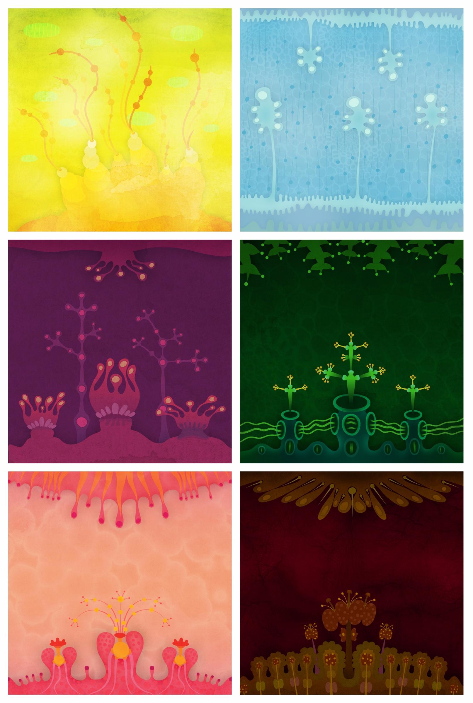 ♡ game backgrounds... click ima - davidgore | ello
