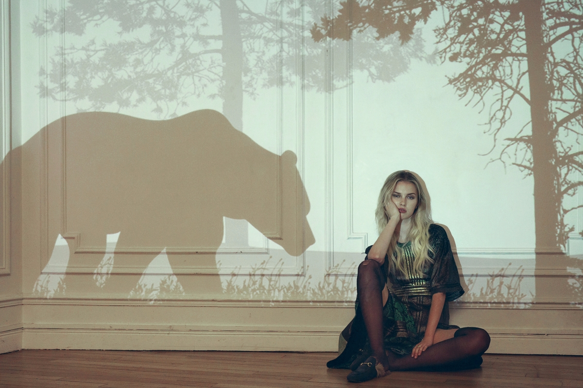 "Animal Box"" — Photographer:Mar - darkbeautymag   ello"