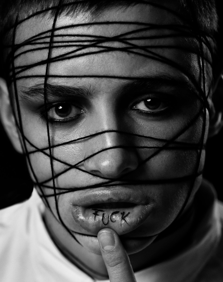 Photographer:Igor Zaitcev Styl - darkbeautymag | ello