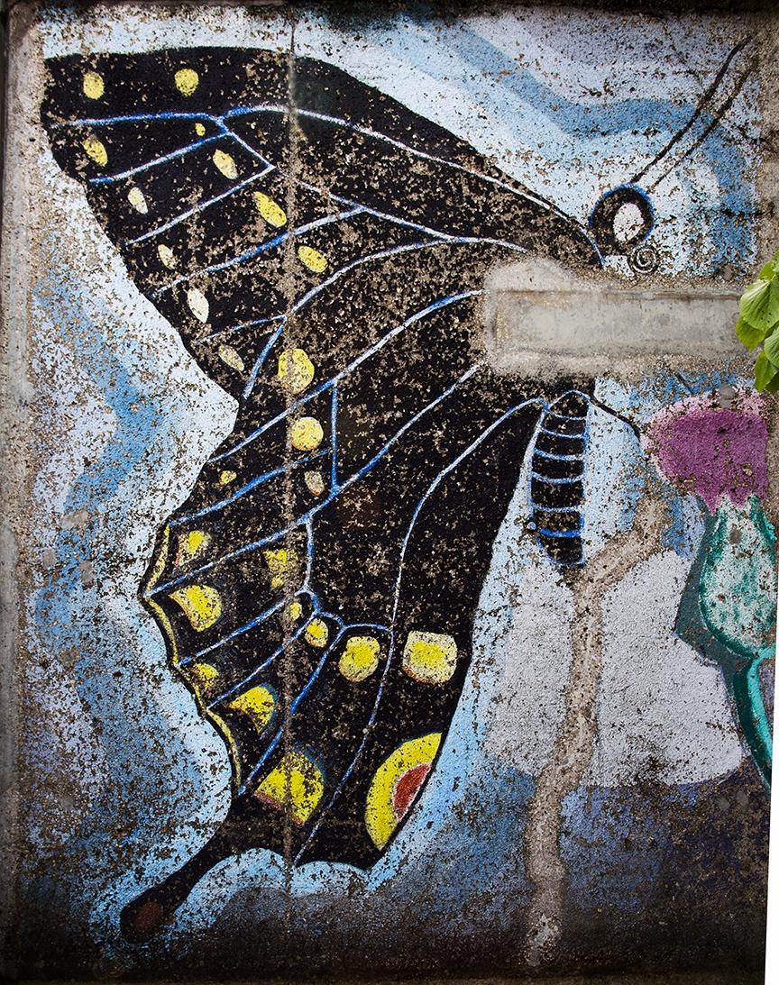 Butterfly - Lost artwork Nr.6 b - junwin | ello