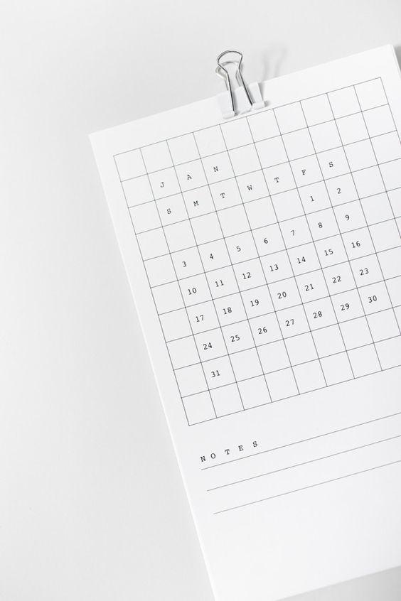Grid Desk Calendar Lille Mous - calendar - mauudhi | ello