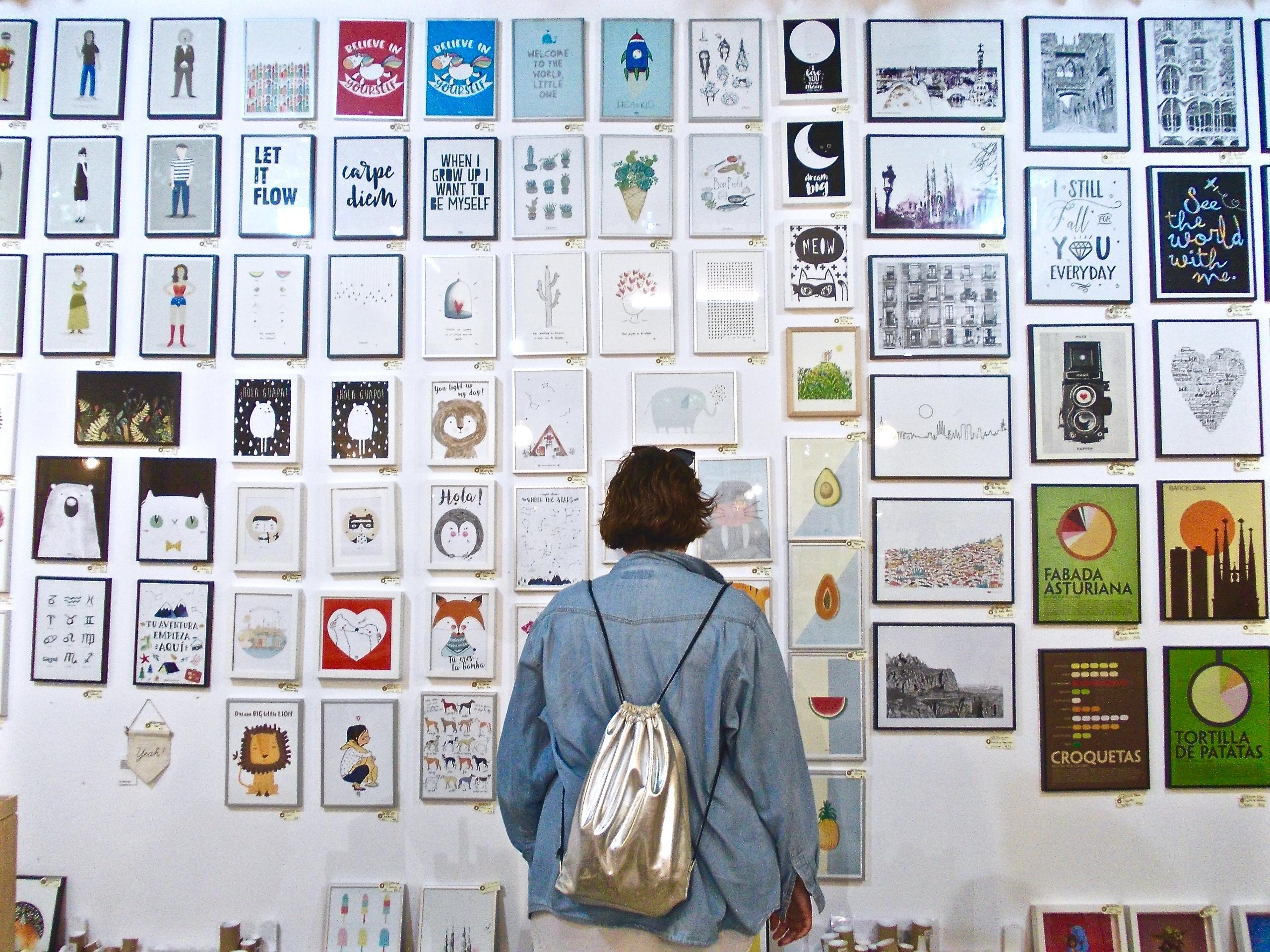 Local Design Market El Gotic -  - noemilzn | ello