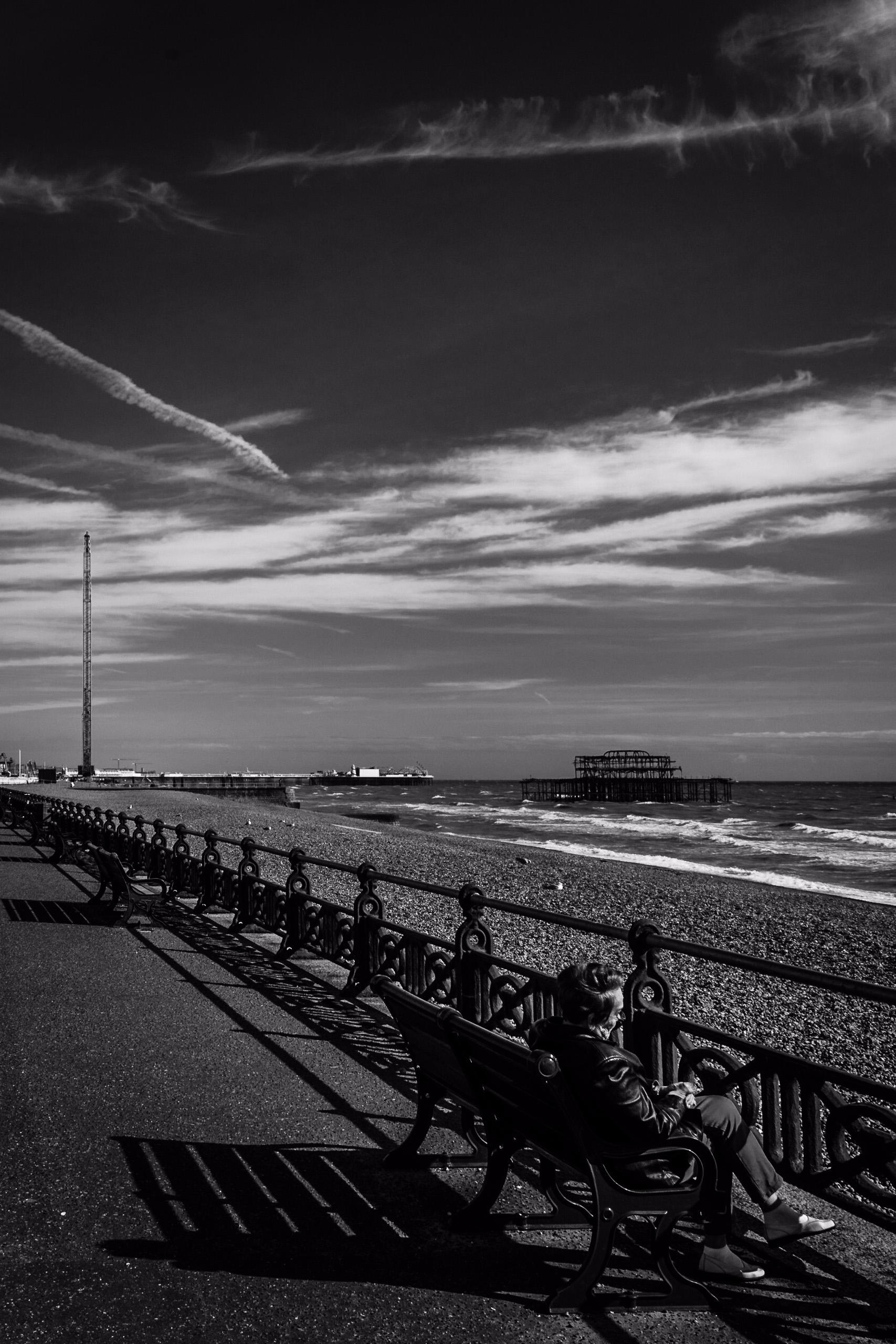 Beach | Brighton UK - fabianodu | ello