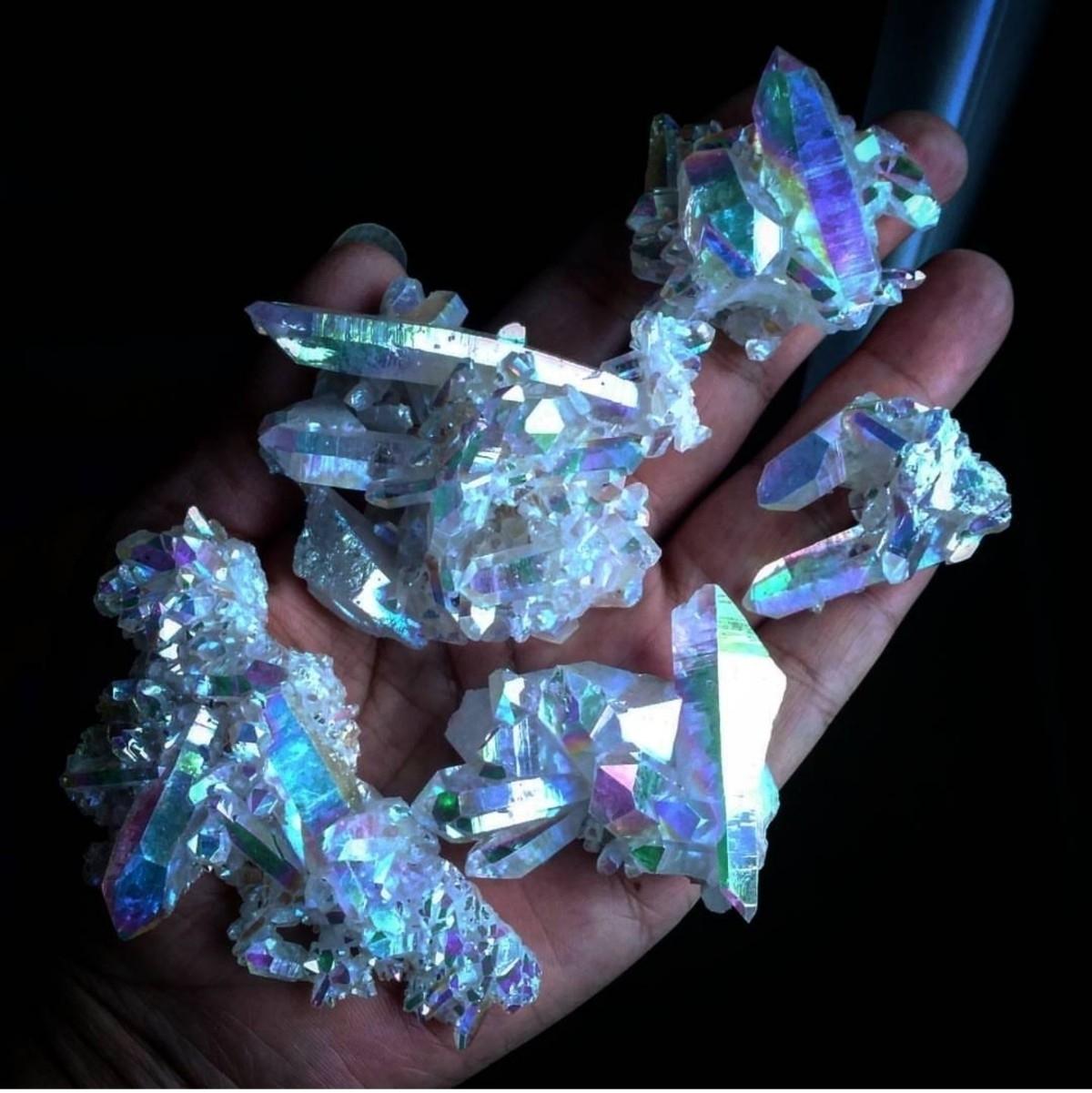 aura treasures - magik, witch, spiritual - spiritualdragon | ello