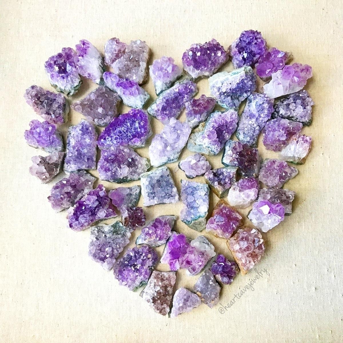 Sending love today! digging app - heartcavejewelry | ello