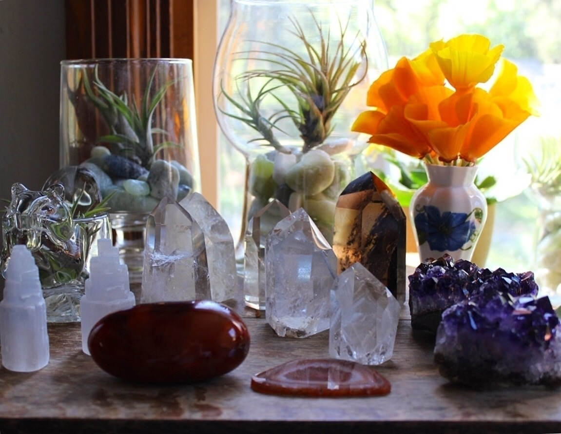 beauties smoky quartz Etsy shop - allthatshimmerzz | ello