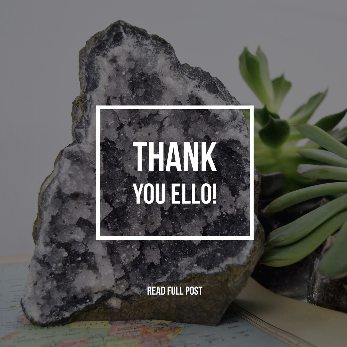 Ello! amazing! congrats feature - earthboundcrystals | ello