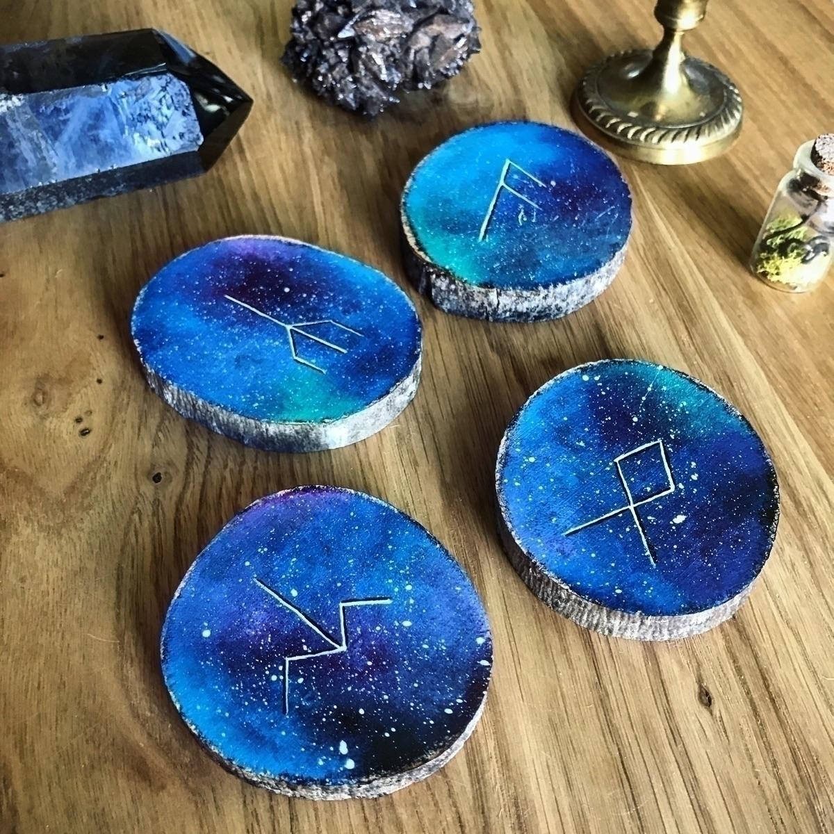 year ancestral rune set excited - everjupiter | ello