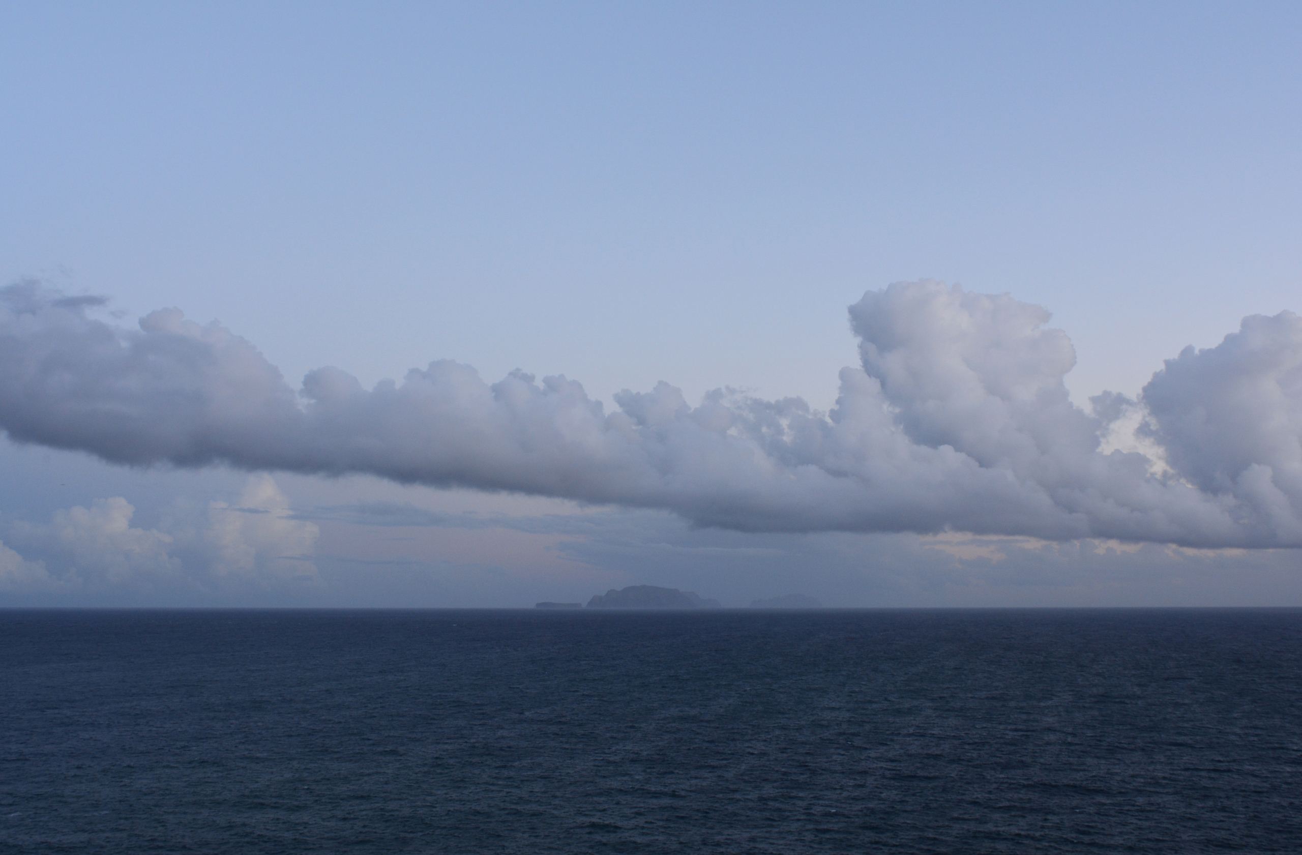 Desertas Clouds Madeira - euric | ello