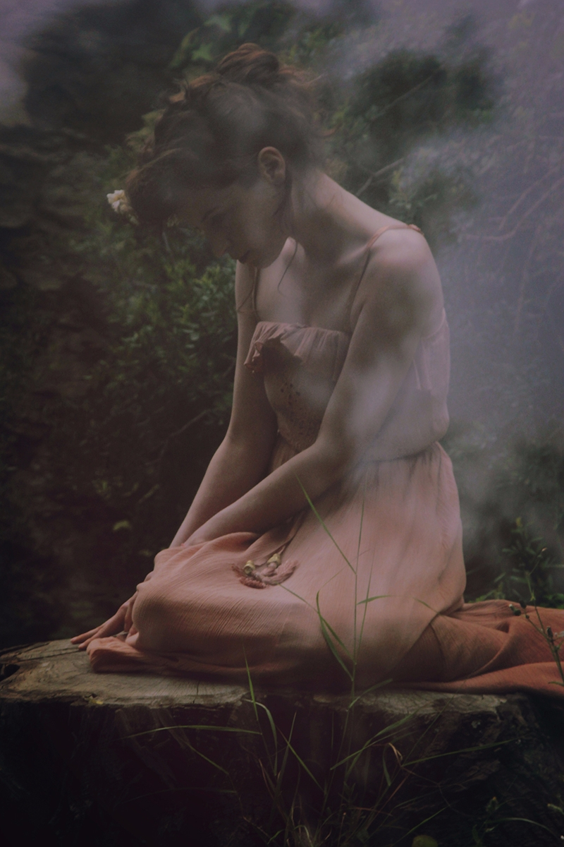 """Deep Dream"" — Photographer:Na - darkbeautymag | ello"