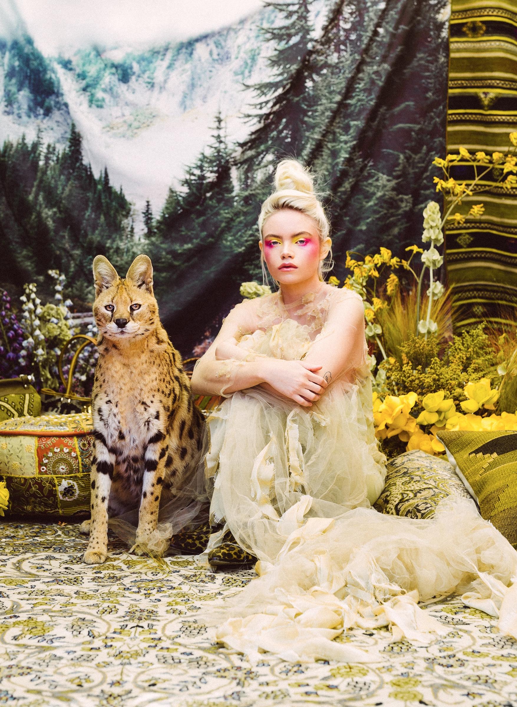 Wild ongoing series raise aware - deanastacia | ello