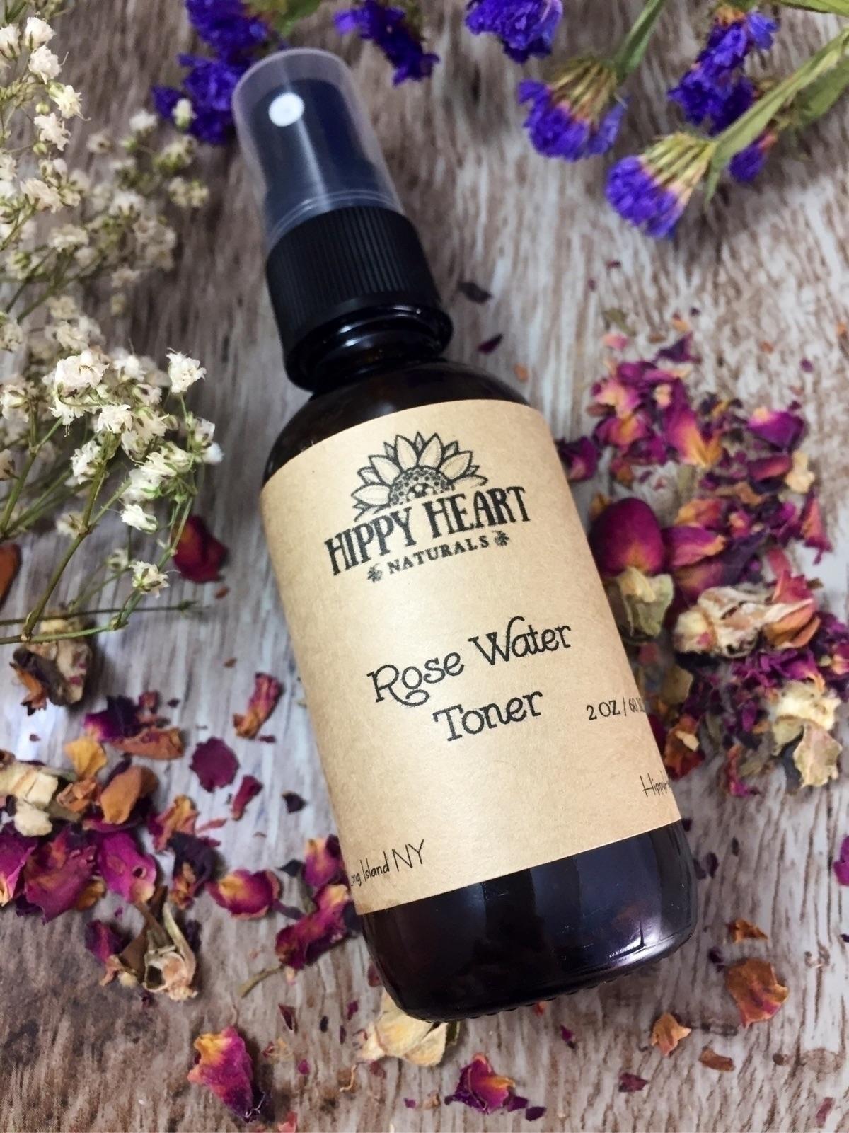 Rose Water Toner:rose: . :spark - hippyheartnaturals | ello