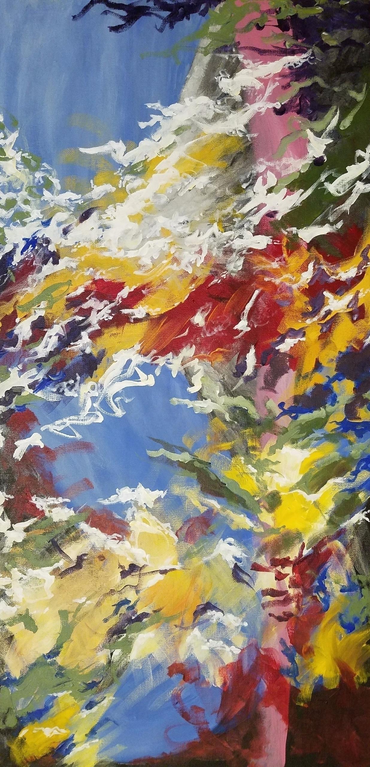Regresar Acrylic canvas board 1 - la_polaca_destaca | ello