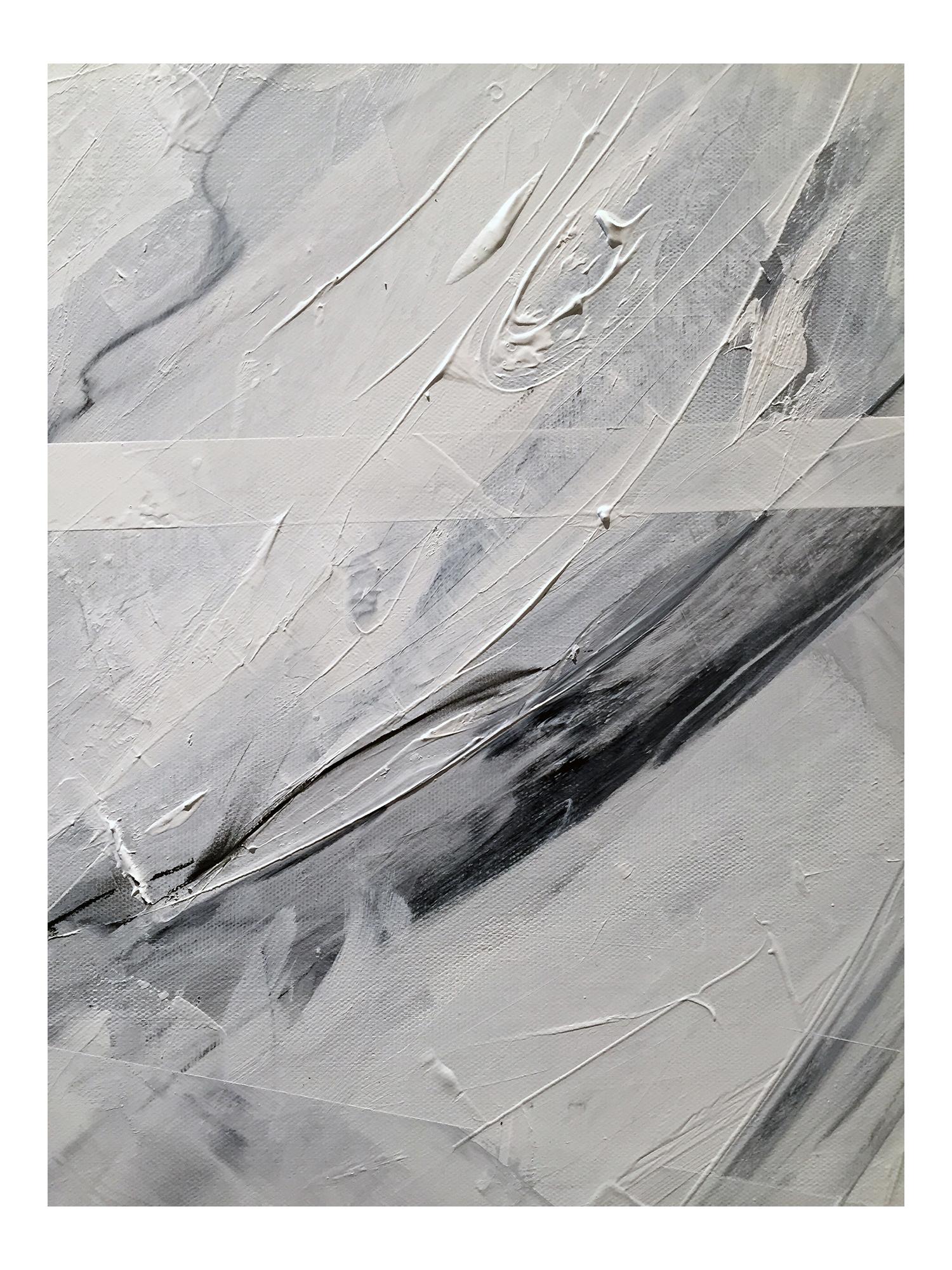 Stan Zienka Acrylic / Charcoal  - stan_neutral   ello