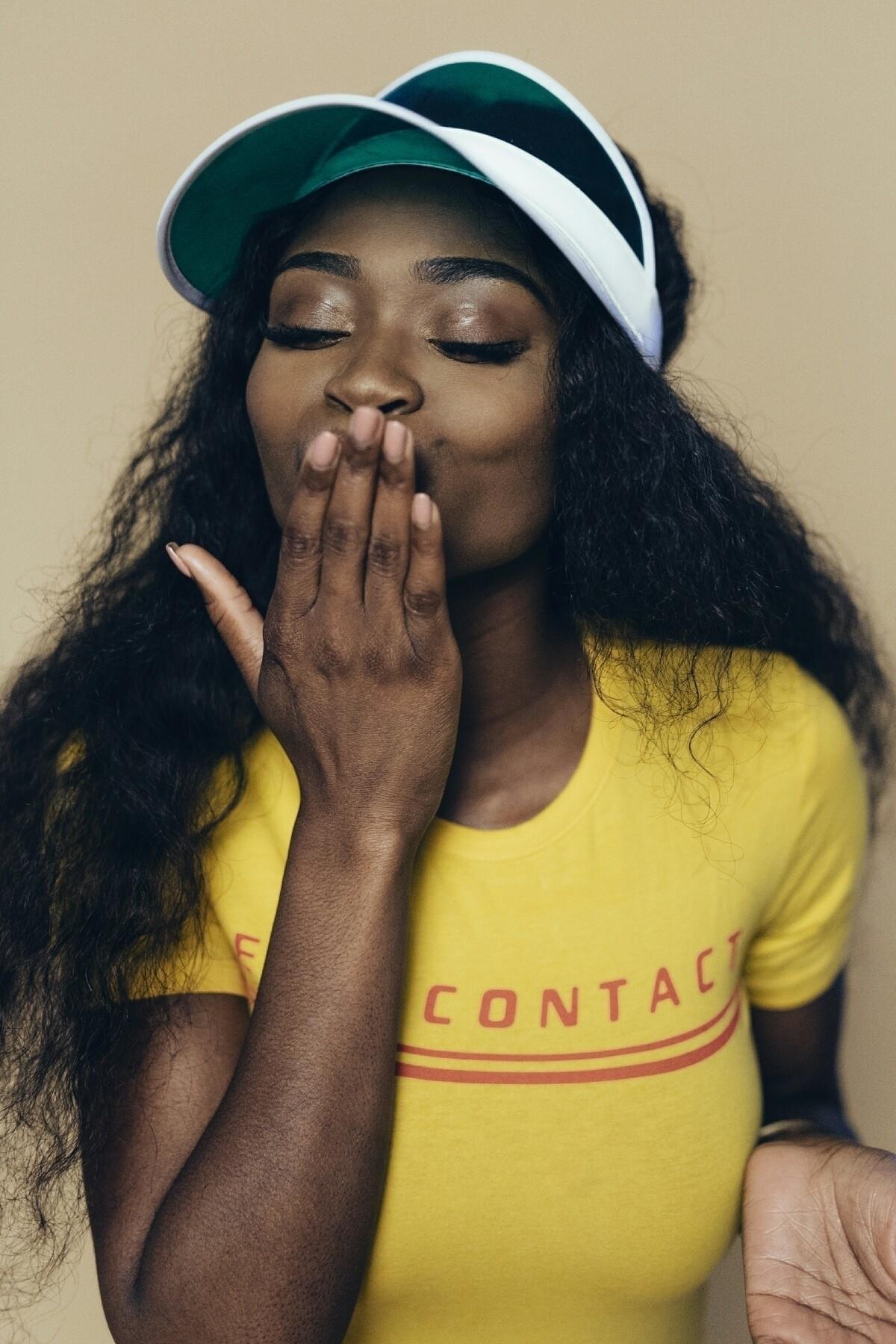 Model: Kelly Kalonji - vintage, model - capturedbyannajulia   ello