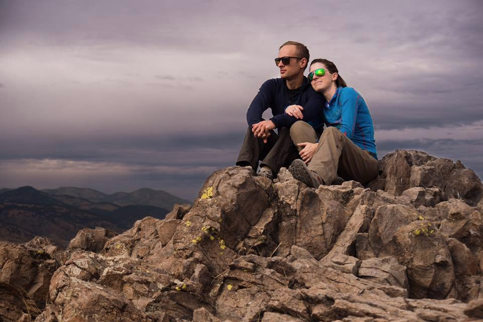 Adventure means climbing amazin - katieleighphoto   ello