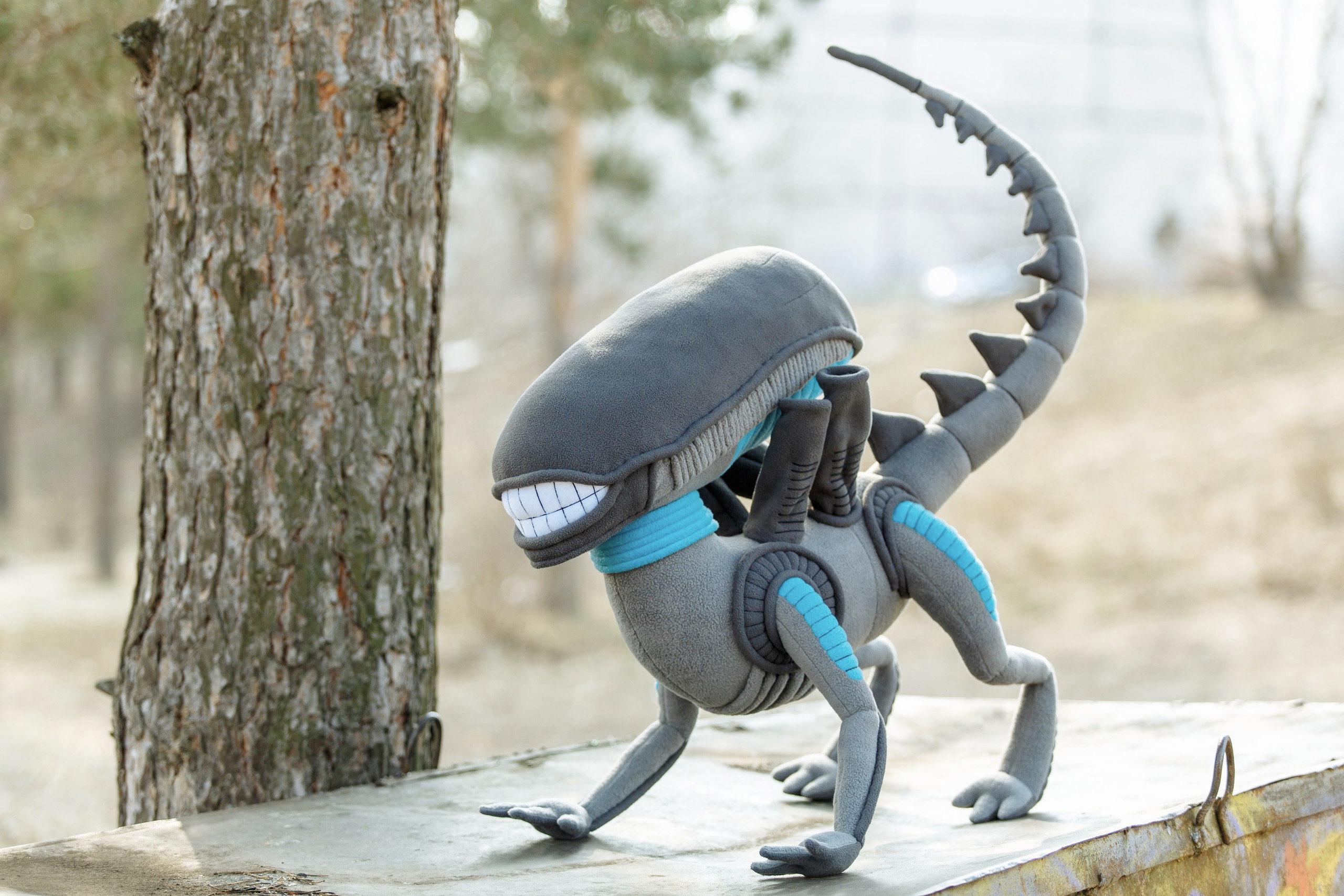 Alien toy / Abalaba - craft - red_wolf | ello