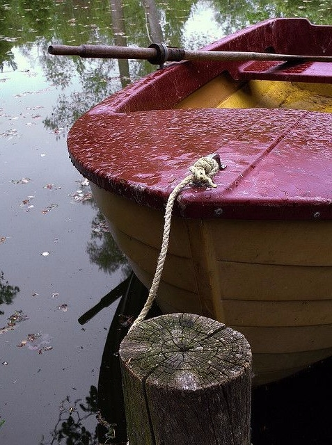 moored - dark_george | ello