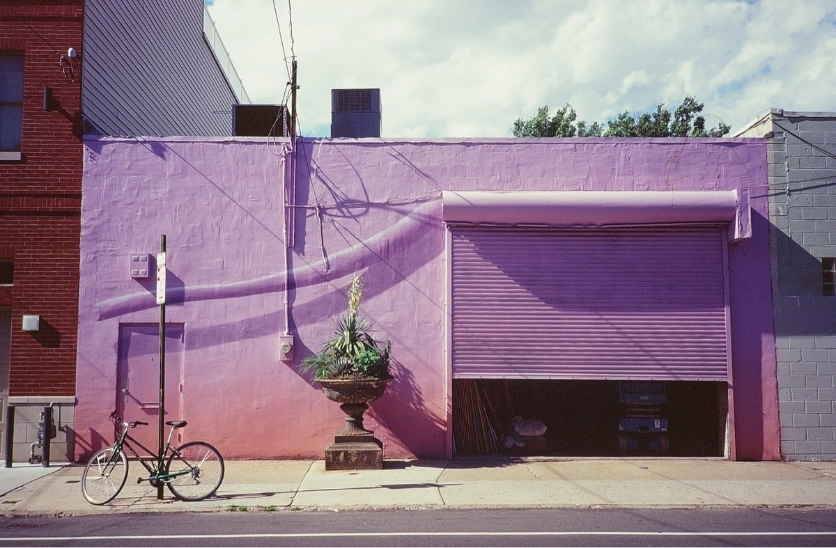 :wink:#architecture - pinkhouseproject - madelinejean | ello