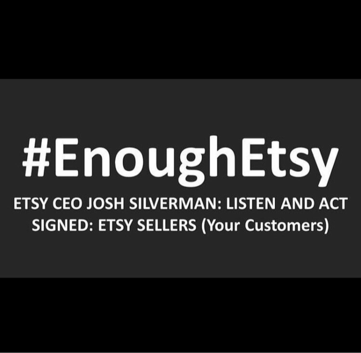Etsy sales dropped sudden?? LIS - dreamersapothecary | ello