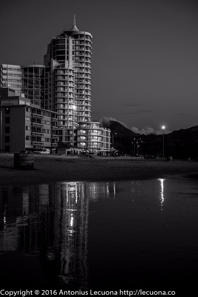 City Beach: architectural image - lecuona | ello