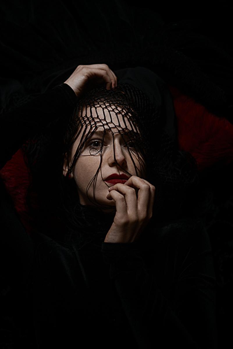 """Persephone"" — Photographer:Au - darkbeautymag | ello"
