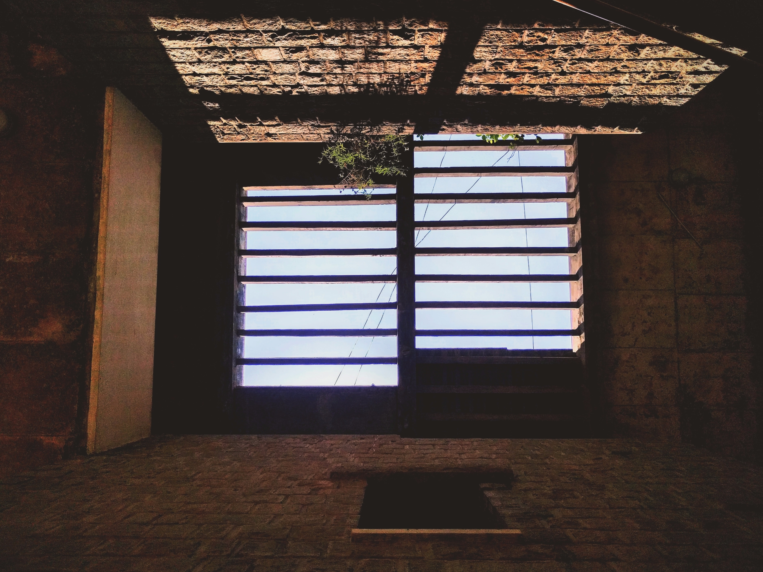   LIT skylight irradiates space - ishwarasandeshcm   ello