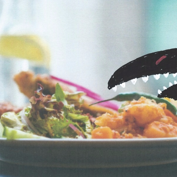 "food hospital hate,"" sighed Whi - littlefears | ello"