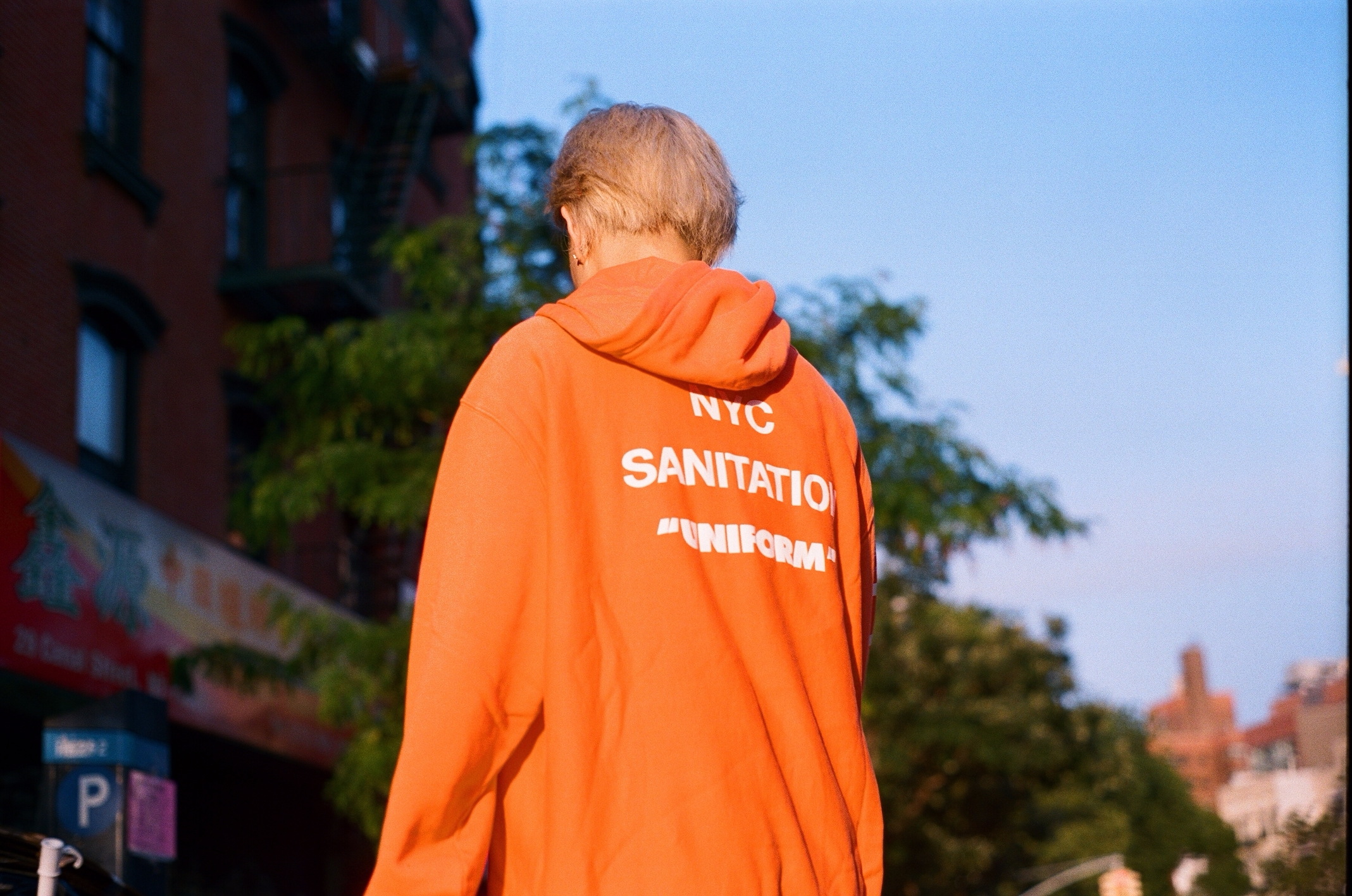 Heron Preston DSNY Collection.  - donnizhang | ello