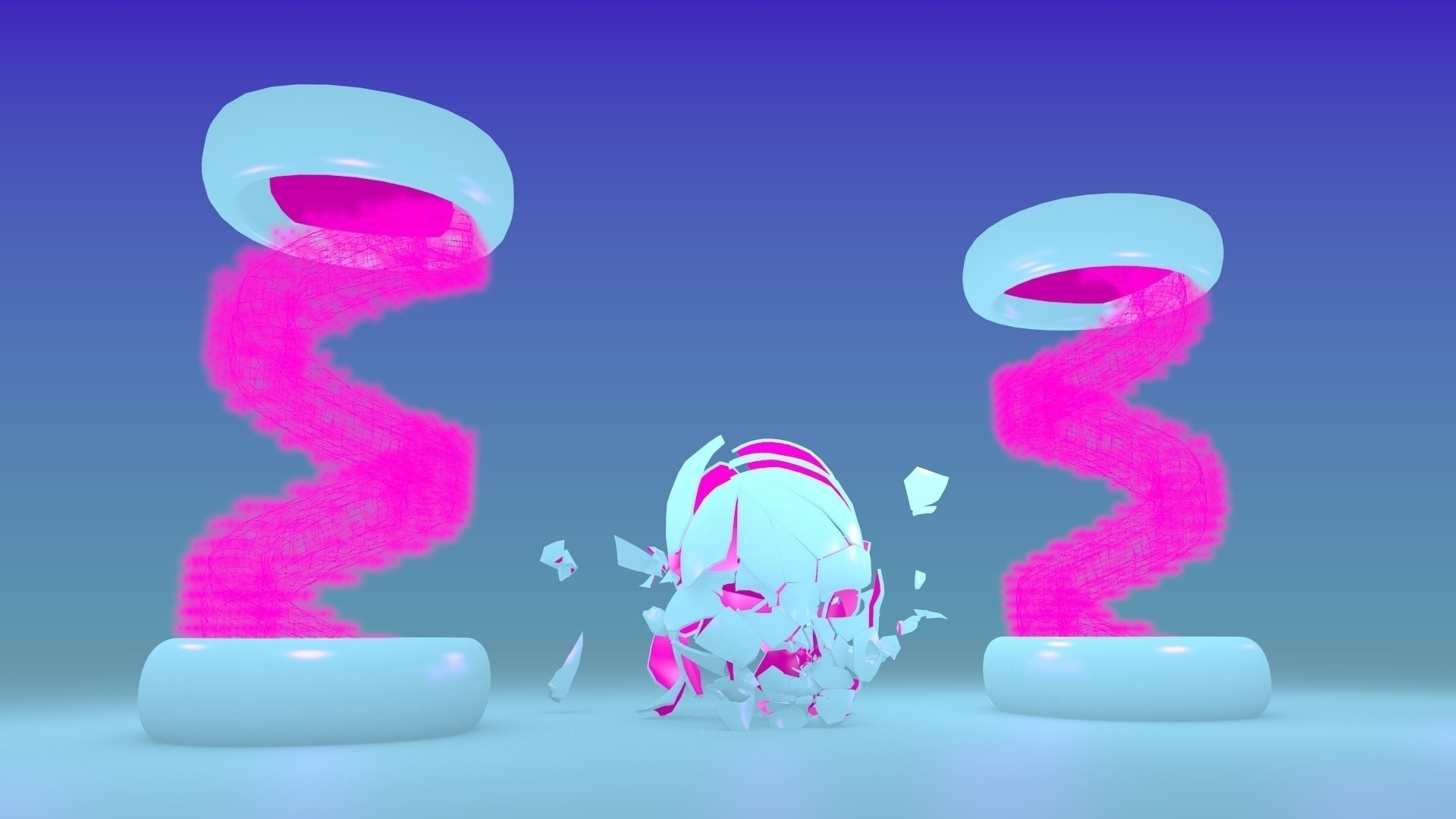 Human Evolution - 3D, 3dart, art - dzproduction | ello