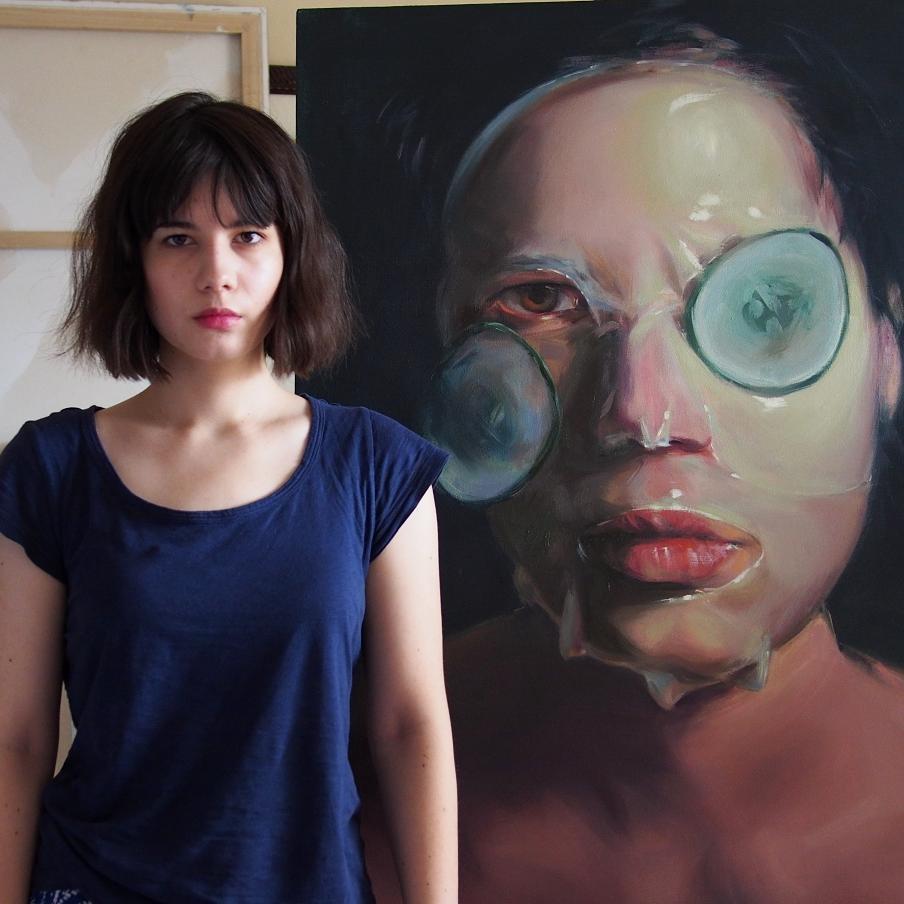 Pre post cucumbers - art, painting - megankoth | ello