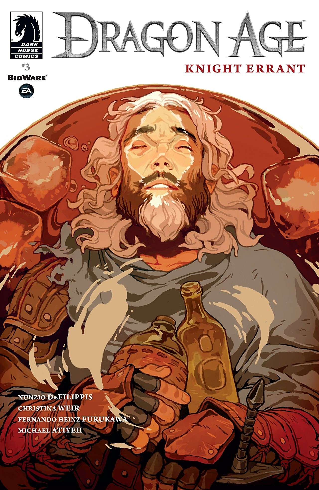 Dragon Age: Knight Errant Revie - comicbuzz | ello