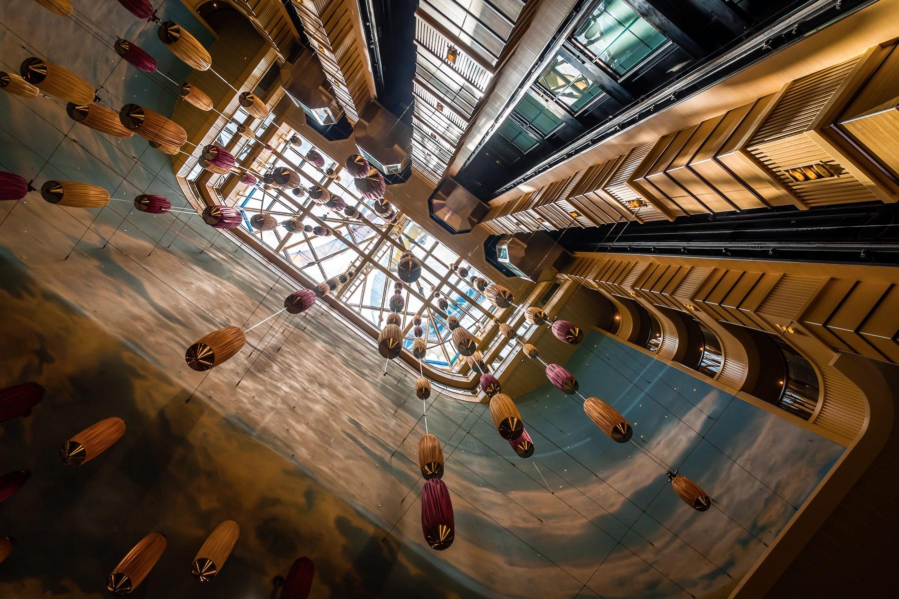 Atrium upward atrium cruise shi - mattgharvey   ello
