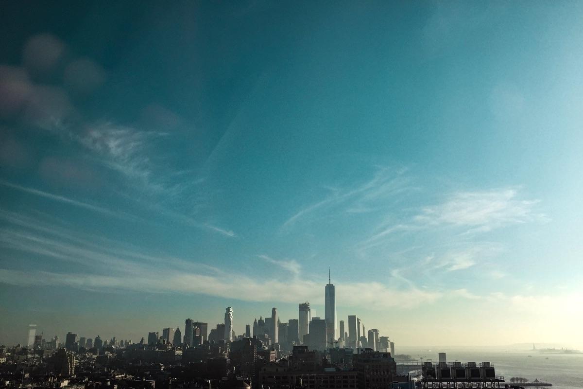 York cyan - photography, newyork - tjhanour | ello