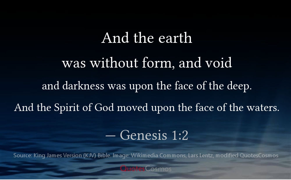 earth form, void; darkness face - quotescosmos | ello