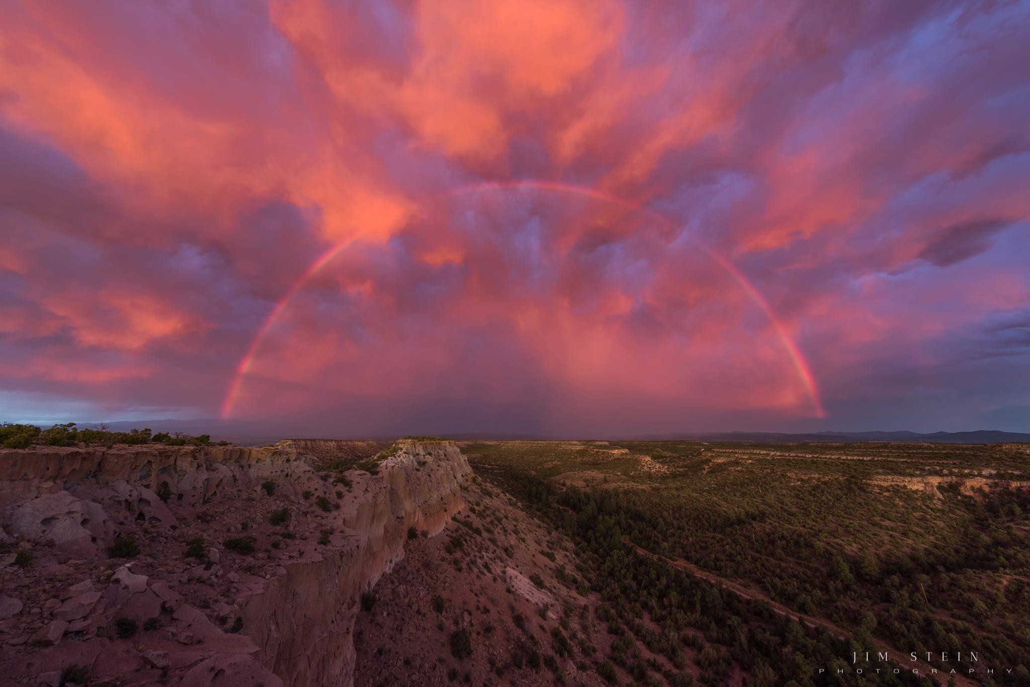 Mexico Sunset + Rainbow 11mm =  - jimstein   ello