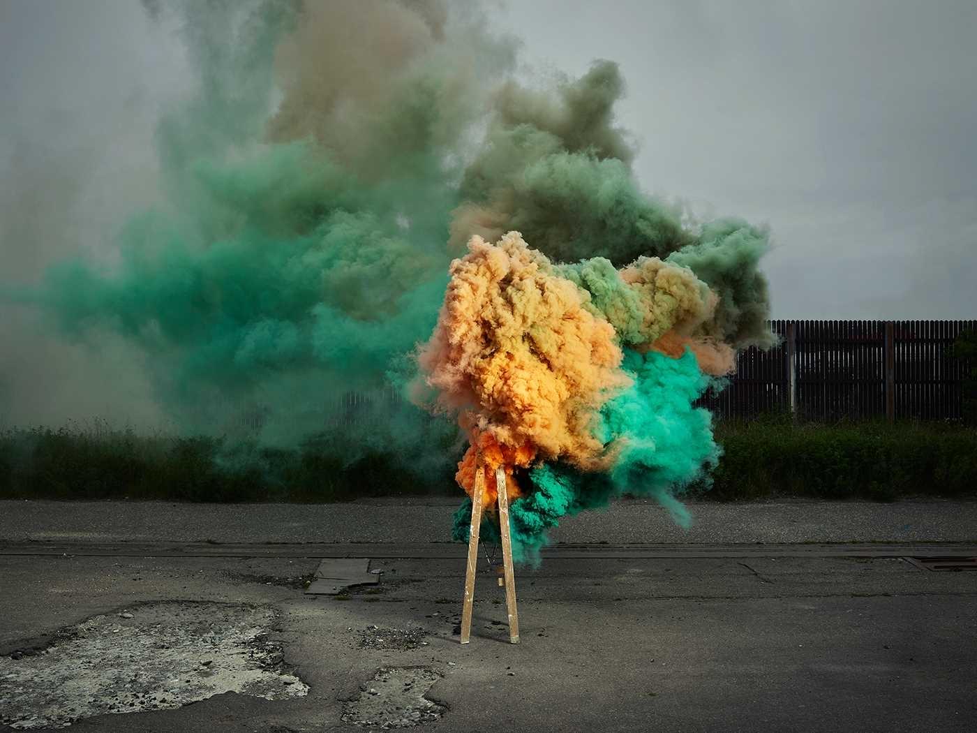 Smoke: Photography Ken Hermann - photogrist   ello