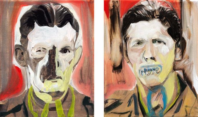 painting post - oiloncanvas, arte - rolandmaasvisualart   ello