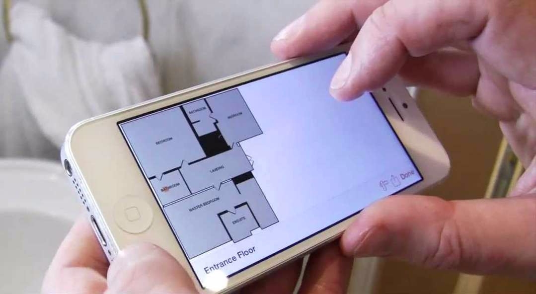 App Draws Impressively Accurate - archdaily | ello