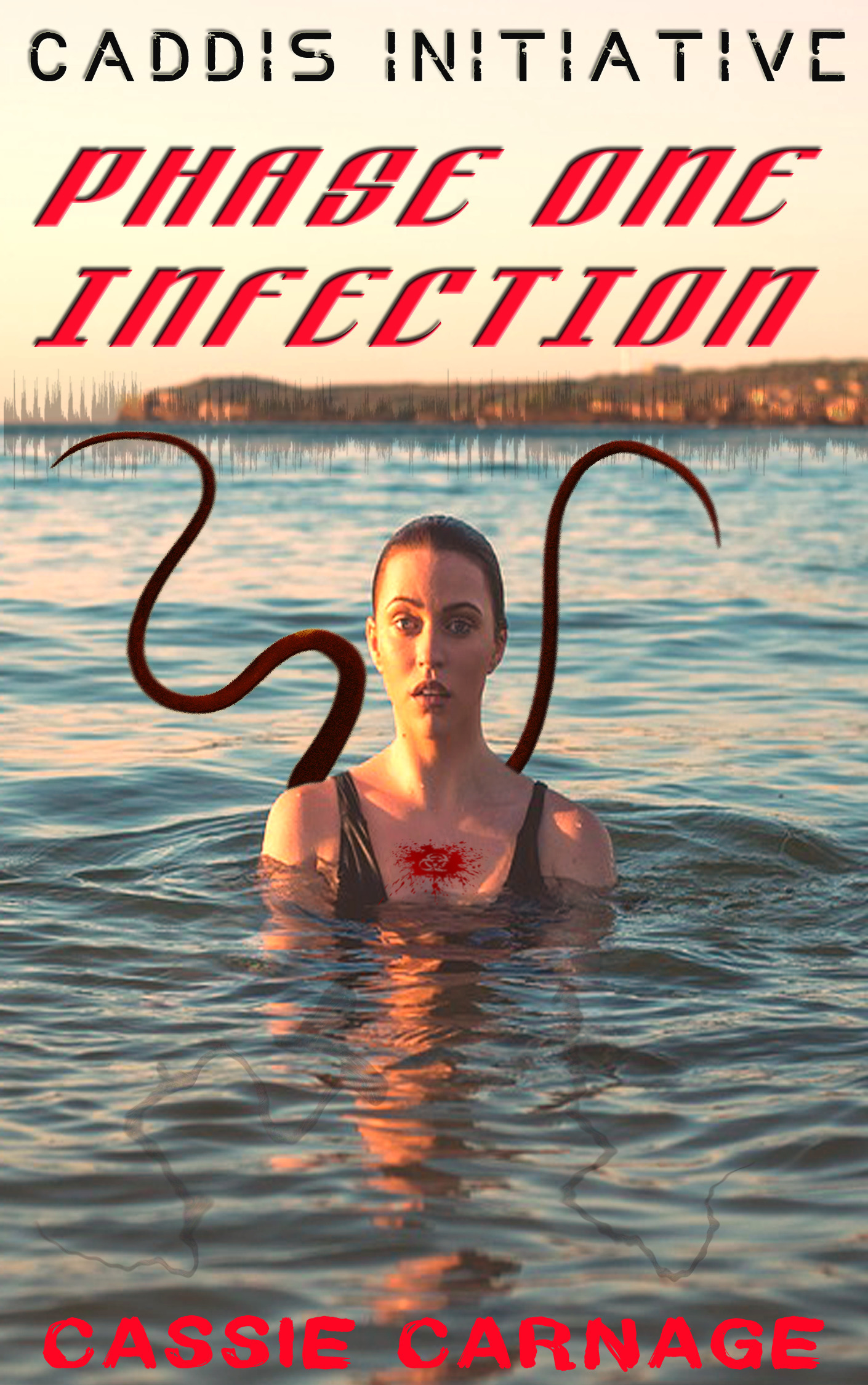 INFECTION: CADDIS INITIATIVE PH - cassiecarnage | ello
