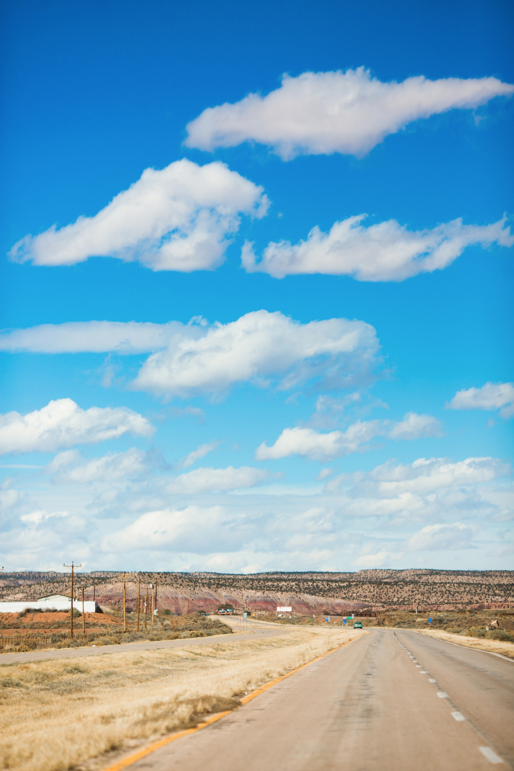 Lonely... Route 66... Mexico - thomashawk | ello