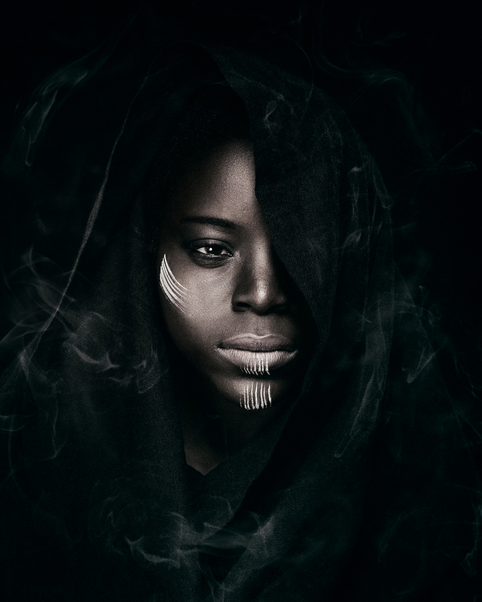 Photographer:Pierre Perreault  - darkbeautymag | ello